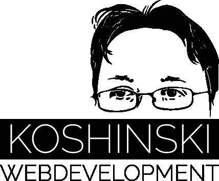 koshinski - WebProgrammierung | Logo